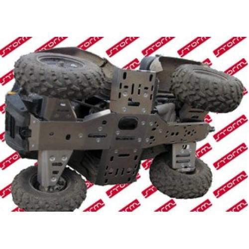Комплект защиты днища для Sportsman 800 EFI 2011-